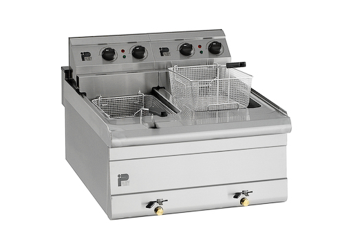 Double Table Top Electric Fryer